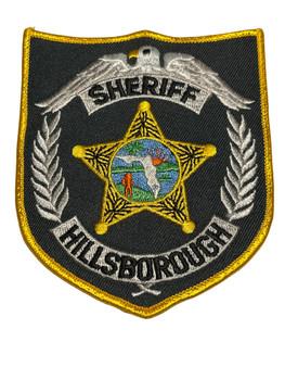 HILLSBOROUGH  COUNTY SHERIFF FL PATCH