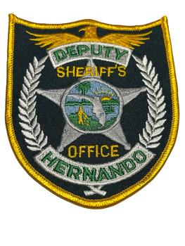 HERNANDO  COUNTY SHERIFF OFFICE FL DEPUTY PATCH