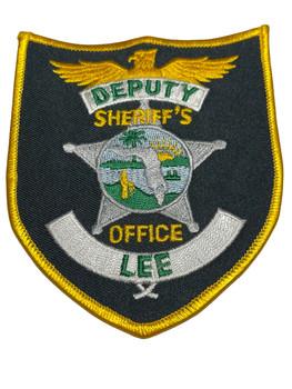 LEE COUNTY SHERIFF OFFICE FL DEPUTY PATCH