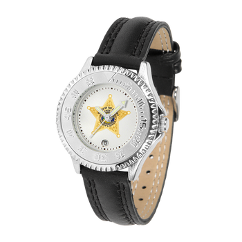 Highlands Sheriff Competitor Ladies Leather Watch
