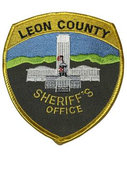LEON COUNTY SHERIFF OFFICE FL PATCH