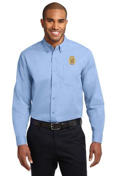 Highlands Port Authority® Long Sleeve Easy Care Shirt
