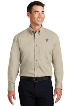 Highlands Sheriff Port Authority® Long Sleeve Twill Shirt