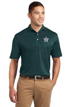 Highlands Sheriff Sport-Tek® Dri-Mesh® Polo