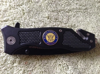 U. S. Navy Survival Rescue Tool Knife