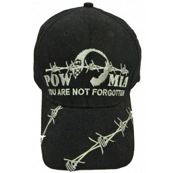 POW MIA Not Forgotten Hat