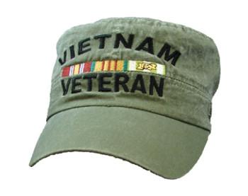 VIETNAM VETERAN Military Hat 2 Official item