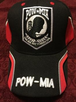 POW MIA Not Forgotten 4 Hat