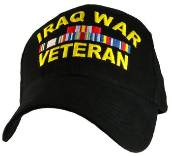 CAP-IRAQ VETERAN(BLK) Hat
