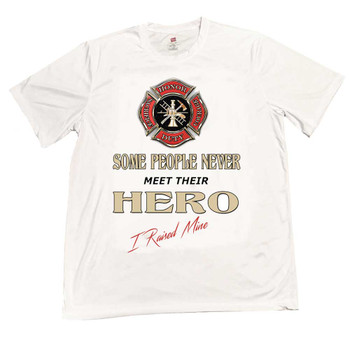 Maltese Cross I raised my Hero T-Shirt