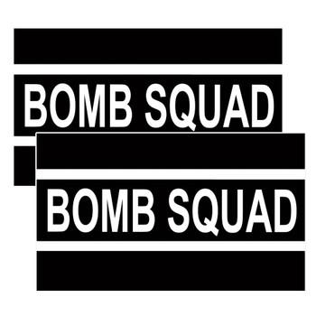 Bomb Squad Decal