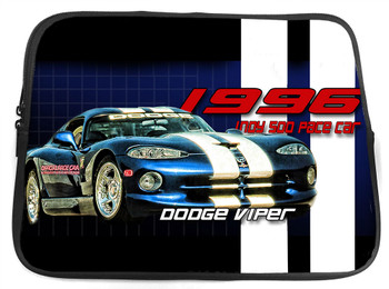 1996 Dodge Viper Indy Pace Car Neoprene Tablet Sleeve