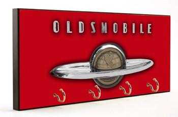 Vintage Oldsmobile Logo Key Rack
