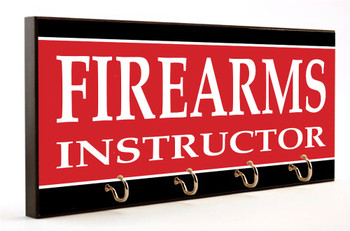 Firearms Instructor Design Key Rack