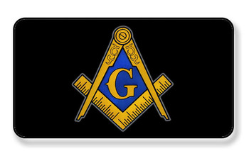 Masonic Lodge Insignia Magnet - PACKAGE OF 4