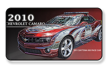2010 Chevrolet Camaro 2011 Daytona 500 Pace Car Magnet- PACK OF 4