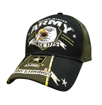 Military Eagle Scream: Army Hat