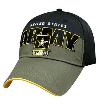 Military Skyline: Army Hat
