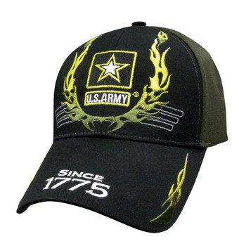 Military Daredevil:  Army Hat