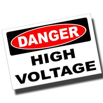 Danger Do Not Enter 8x12 Metal Sign