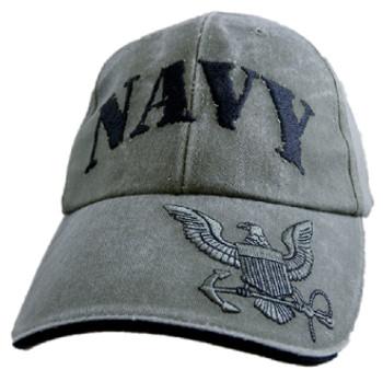 U.S. Navy Military Hat green