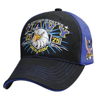 Military Eagle Burst: Navy HAT
