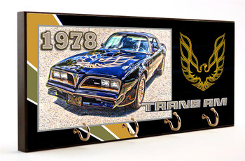 1978 Pontiac Trans Am Key Hanger