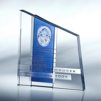 Chroma Optic Crystal Award