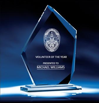 Crystal Summit Optic Award