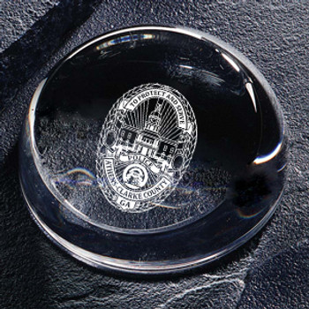 Insignia Paperweight