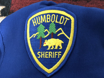 HUMBOLT CTY SHERIFF CA HAT