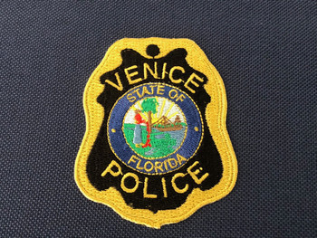 VENICE POLICE FL PAD FOLIO
