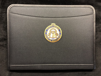GBI GEORGIA BUREAU OF INVESTIGATION. PATCH PADFOLIO
