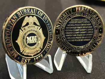 METRO BUREAU OF INVESTIGATIONS FL TASK FORCE 1978