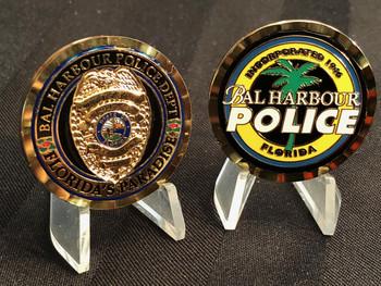 BAL HARBOUR FL POLICE FL