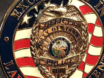 STARKE POLICE FL COIN