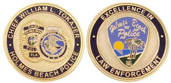 HOLMES BEACH  FL COIN