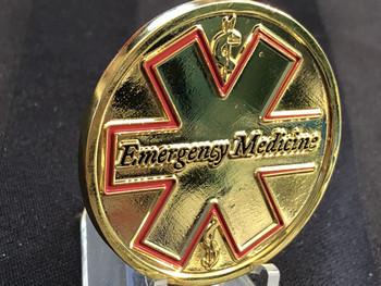 USC SCHOOL OF EMERGENCY MEDICINE COIN