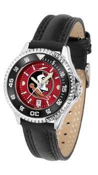 Florida State Seminoles – Competitor Ladies' AnoChrome – Color Bezel