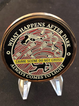 SOUTHEAST HOMICIDE COIN