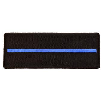 Thin Blue Line Patch For Law Enforcement