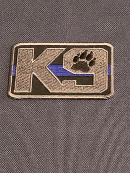 K-9 BLUELINE Patch PADFOLIO BLUE