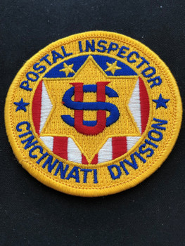 US POSTAL INSPECTION SERVICE CINCINNATI DIVISION