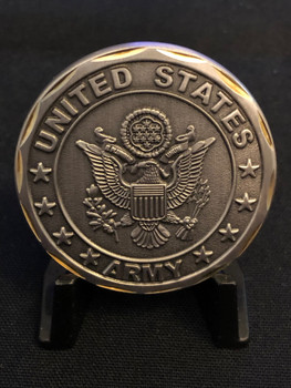 ARMY Values COIN