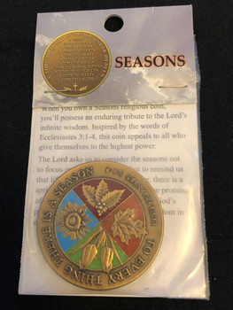 SEASONS COIN