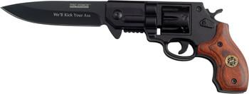 "SHERIFF""s GUN Survival Knife"
