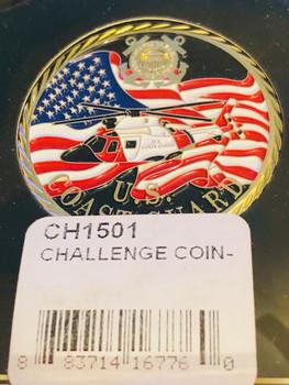 US COAST GUARD COIN