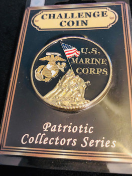 US MARINE CORPS COIN