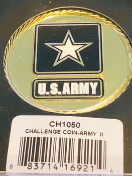 ARMY 1ST INFANTRY COIN