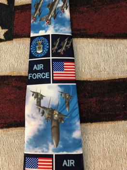 U.S. AIR FORCE TIE